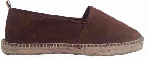 CAMPING SUEDE - BROWN