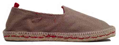 COPETE OVERLOCK RED YARN - JUTE
